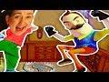 НОВАЯ ТАЙНАЯ КОМНАТА СОСЕДА!  СОСЕД #8 Hello Neighbor АКТ 3 мультик игра приключения