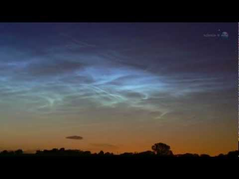ScienceCasts: Meteor Smoke Makes Strange Clouds
