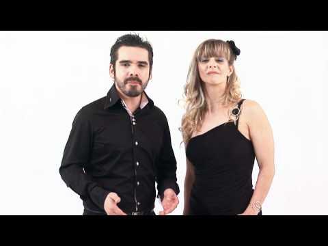 Academia de Baile - Tango Ejercicio (Nivel 1 Clase 8)