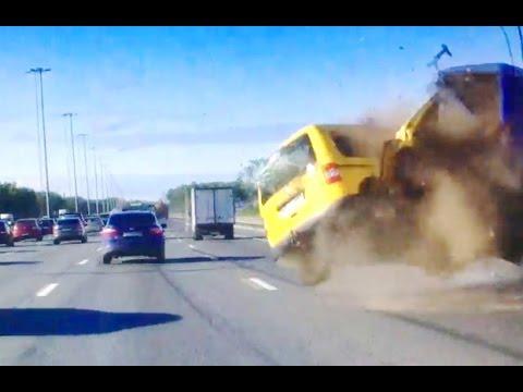 Russian Car Crash Compilation June 7 06 2016