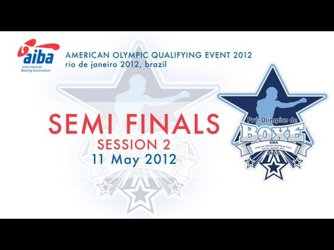 Semi Finals (Session 2) - American Olympic Qualifying Event 2012