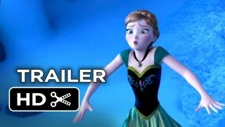 Frozen Official Trailer (2013) - Disney Animated Movie HD