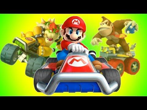 Mario Kart 7 - Online Info, Screenshots, & Communities, ALL Tracks Confirmed & Mario Kart Wii U News