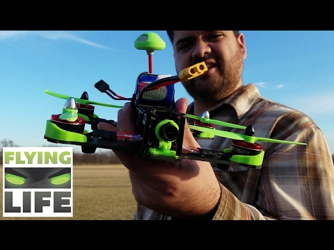 Easy to Fly Race Drone KingKong 210GT (Gearbest) - UCrnB6ZMrvEgOIOcARehRqQg