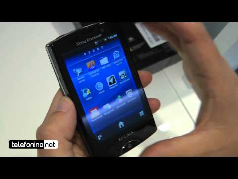 Sony Ericsson xperia mini Pro preview da Telefonino.net.mp4