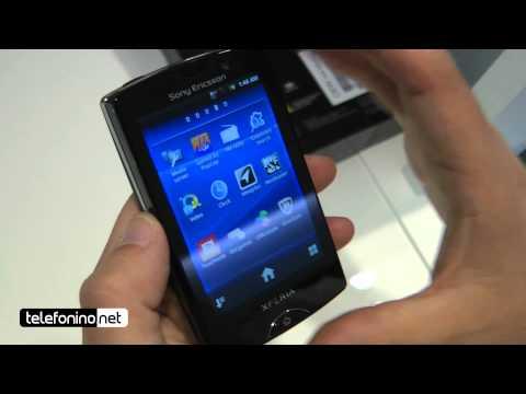 Sony Ericsson xperia mini Pro preview da Telefonino.net.mp4