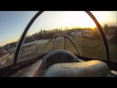 GoPro HD - RC Plane