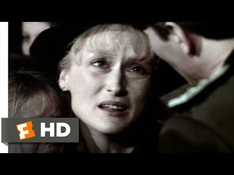 I Can't Choose! Scene - Sophie's Choice Movie (1982) - HD