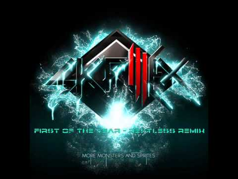 FIRST OF THE YEAR (EQUINOX) - SKRILLEX (RESTLESS REMIX)