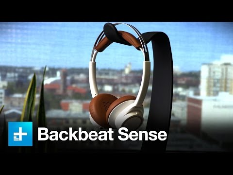 Plantronics Backbeat Sense On Ear Headphones - Hands On Review - UC8wXC0ZCfGt3HaVLy_fdTQw
