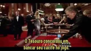 007 Cassino Royale | 2006 | Trailer Legendado | Casino Royale