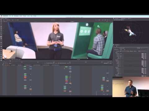NAB 2015: NUKE STUDIO and Mirada in VR & TVCs