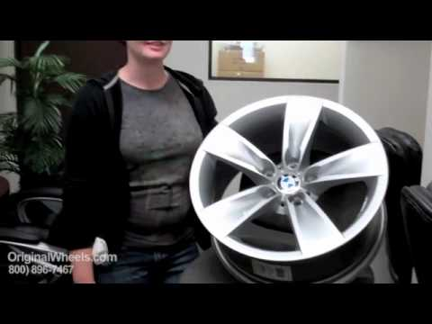 128i Rims & 128i Wheels - Video of our BMW Factory, Original, OEM, stock new & used rim Co.