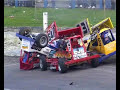 British Stock Car Racing Crashes