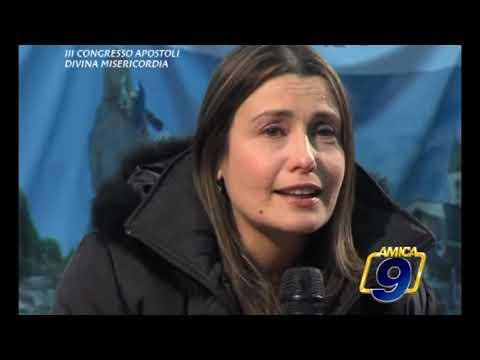 Testimonianza di Claudia Koll | III Congresso Apostoli Divina Misericordia