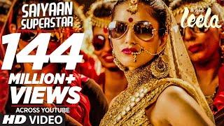 Saiyaan Superstar VIDEO Song - Ek Paheli Leela