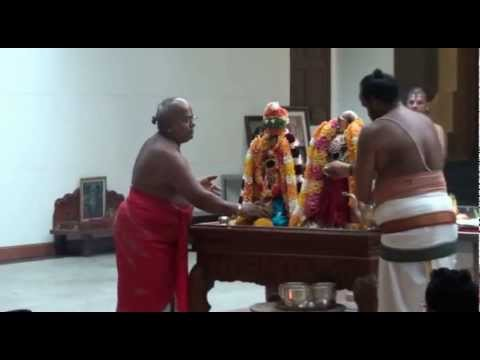 Sri Andal Kalyanam 2013  at SVT Helensburgh Sydney Part -1
