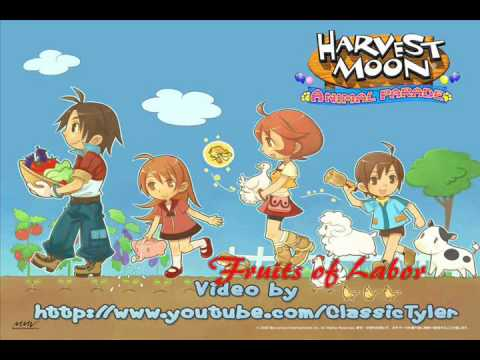 Harvest Moon: Animal Parade 69- Fruits of Labor