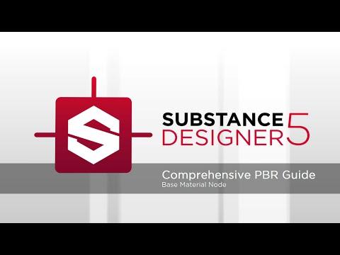 PBR - Base Material Node