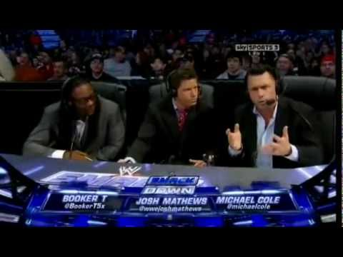 WWE SMACKDOWN 21/02/2012, Part 5/6