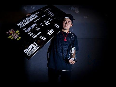 Bboy Lima - Representante peruano en Red Bull BC One 2014