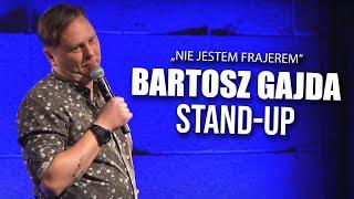 Gajda - Bartosz Gajda Stand Up: Nie jestem frajerem