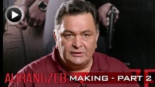 Aurangzeb - Making Of The Film - Part 2