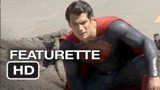 Man of Steel 13 Minute Featurette (2013) - Henry Cavill Movie HD