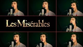 One Man Les Miserables Nick Pitera Medley