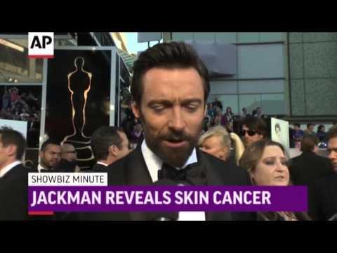 ShowBiz Minute: Jackman, Latin Grammys, DiCaprio