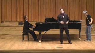 Zaczynam kabaret - Amazing tenor Singer