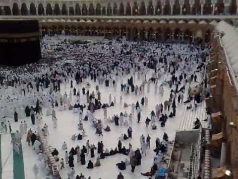 Kaaba Tawaaf with Birds Chirping