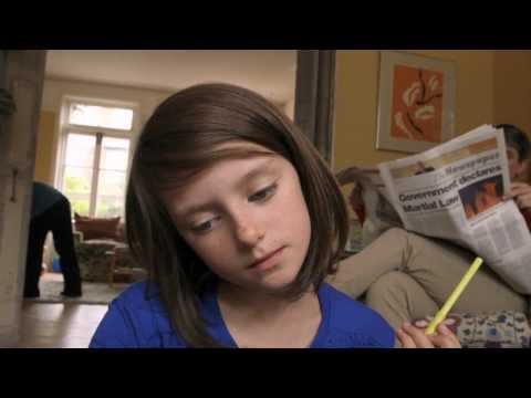 شاهد الفيديو الاكثر اثارة طفلة تصور ثانية واحدة كل يوم في سنة