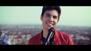 """We Can't Stop"" (Miley Cyrus) - Sam Tsui & Jason Pitts"