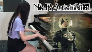 【Ru's Piano】NieR: Automata「Weight of the World」Piano Cover |  尼爾:自動人形 ニーアオートマタ | 電玩音樂♫