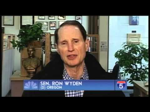 Sen. Ron Wyden (D) Oregon
