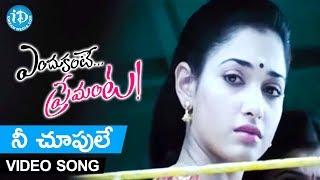 Nee Choopule Video Song | Endukante Premanta