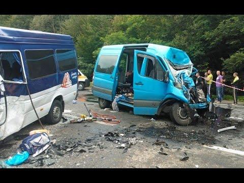 Автомобильные аварии - Подборка