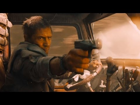 Mad Max: Fury Road - San Diego Comic Con 2014 First Look Trailer - default