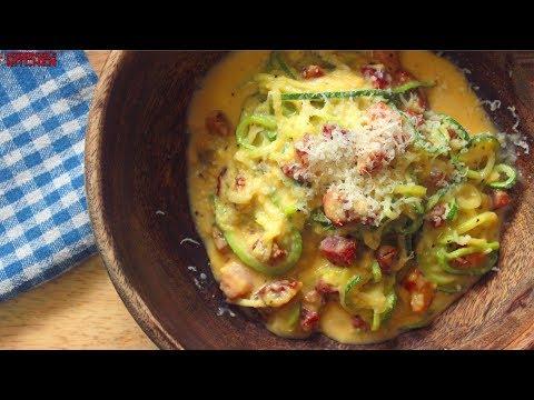Keto Carbonara | Keto Recipes | Headbanger's Kitchen
