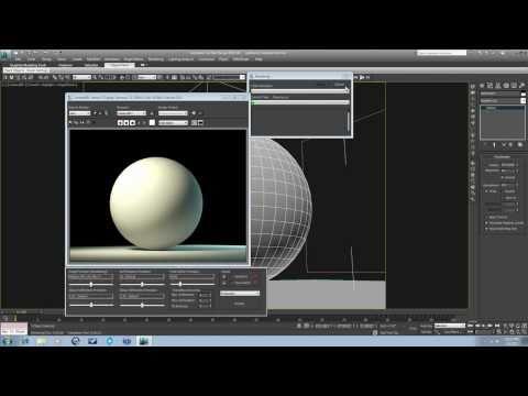 Substance Materials Tutorial - Max 2012