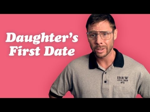 Pittsburgh Dad: Daughter's First Date