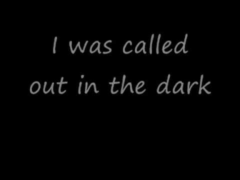Called Out in the Dark - Snow Patrol - Lyrics