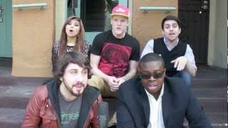 You Da One - Pentatonix (Rihanna cover)