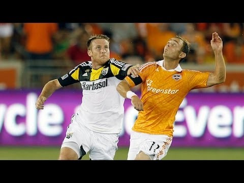 HIGHLIGHTS: Houston Dynamo vs. Columbus Crew