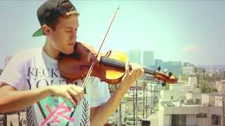Katy Perry - Roar / Lorde - Royals (VIOLIN COVER) - Peter Lee Johnson