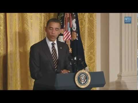 Barack Obama Singing Call Me Maybe by Carly Rae Jepsen -RHtIvrt1AB4