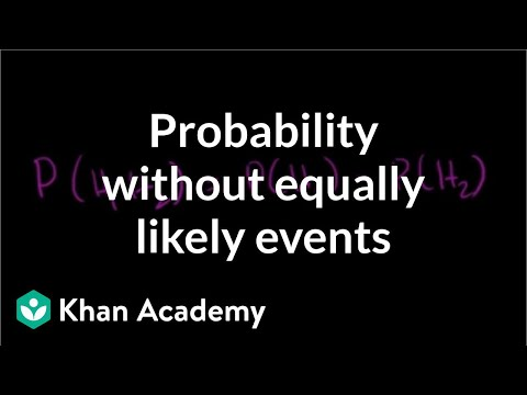 Frequency Probability and Unfair Coins