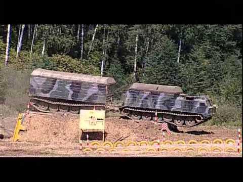 Экзотика - Военные вездеходы