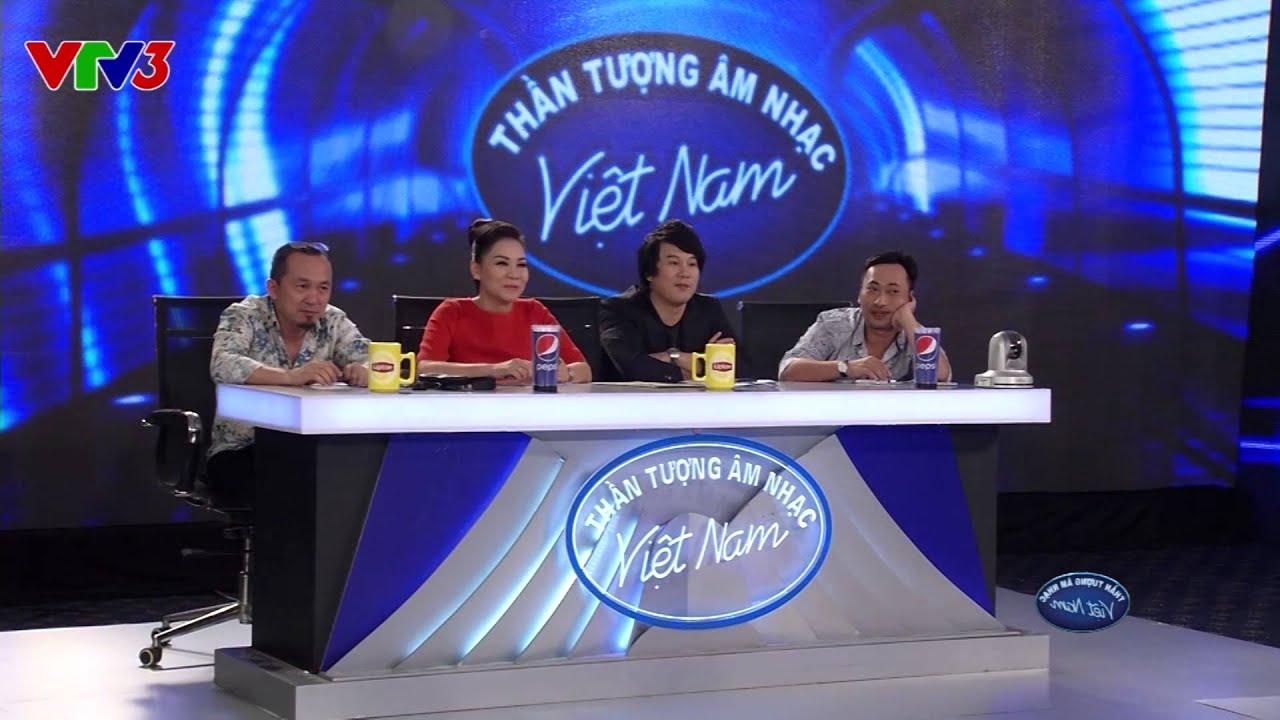 Vietnam Idol 2015 - Tập 2 - Phần thi của Hotboy kẹo kéo - Bùi Vĩnh Phúc
